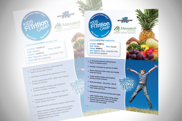 FITrition Flyer