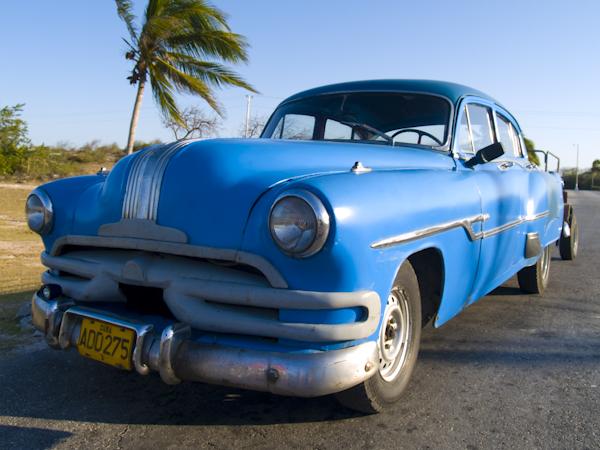 Old car (Cuba)