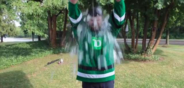TD - ALS Ice Bucket Challenge